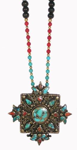 (Remembering Tibetan Refugees Amulet)