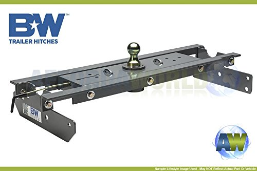 B&W Trailer Hitches 1111 Gooseneck Hitch (2011 Ford Super Duty Diesel For Sale)