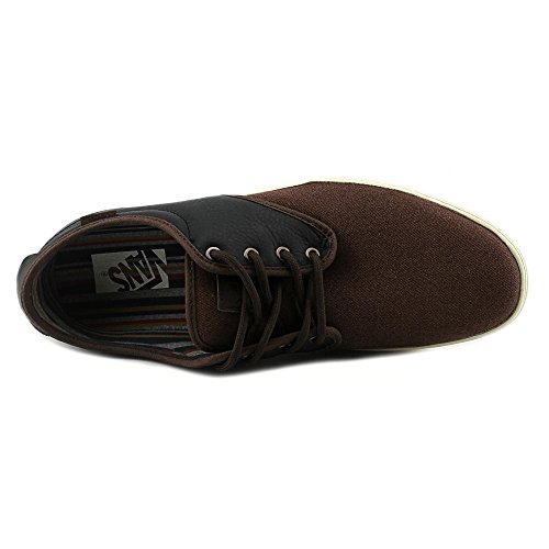 Brown Worn Well Sneakers Ludlow Antique Vans tIfxwvg