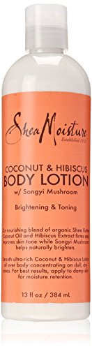 Shea Moisture Body Lotion, Coconut Hibiscus, 13 - Lee In Mass Outlets