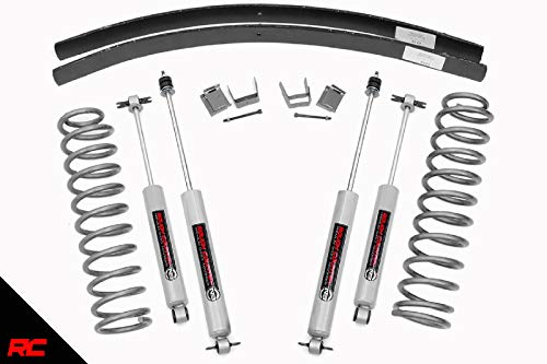 5 inch lift kit for jeep cherokee - 6