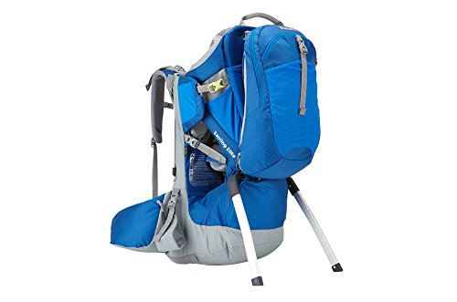 Thule Sapling Elite Child Carrier, Slate/Cobalt