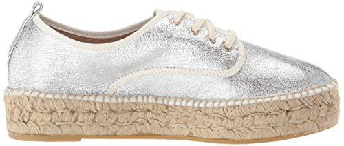 Sneaker Loeffler Randall Womens Alfie (crinkle Metallic) Argento