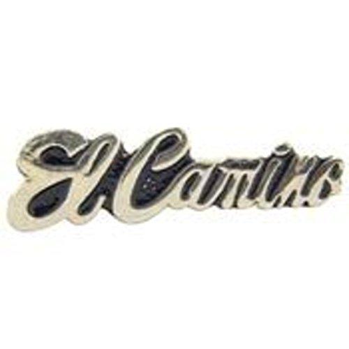 - EagleEmblems P05632 PIN-CAR,EL Camino Script (1'')
