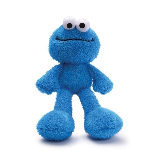 Gund 38cm Seasame Street Cookie Monster Soft Toy by GUND