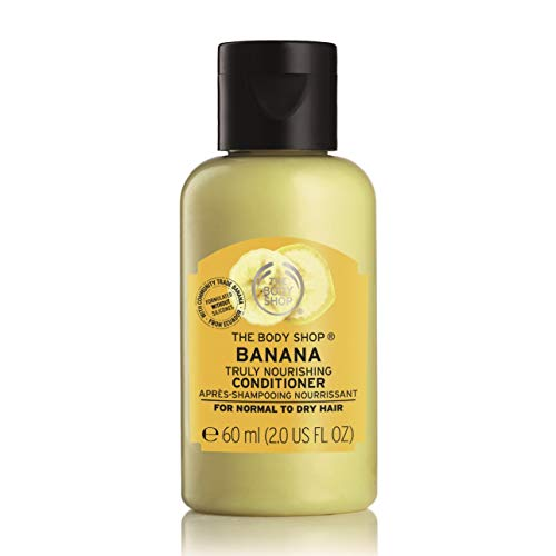 The Body Shop Banana Truly Nourishing Conditioner, 2 Fluid Ounce