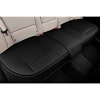 Big Ant Back Seat Covers Separated Cover PU Leather Car Breathable