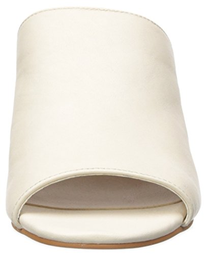 Dolce Vita Women's Shena Mule Ivory Leather xvrEVL2