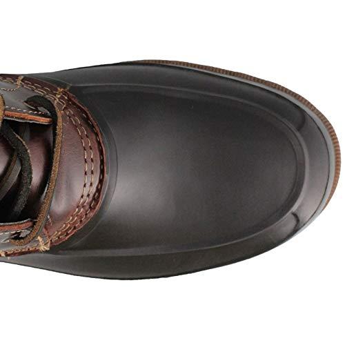 SPERRY Men's Decoy Boot Rain, Amaretto 13 M US