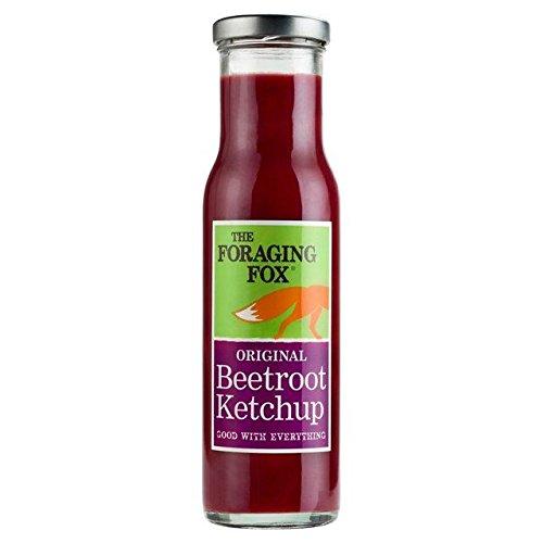 The Foraging Fox Beetroot Ketchup - (Beet Salad)
