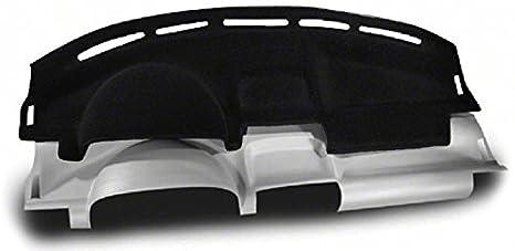 Black Velour Coverking Custom Fit Dashcovers for Select Chevrolet Tahoe Models