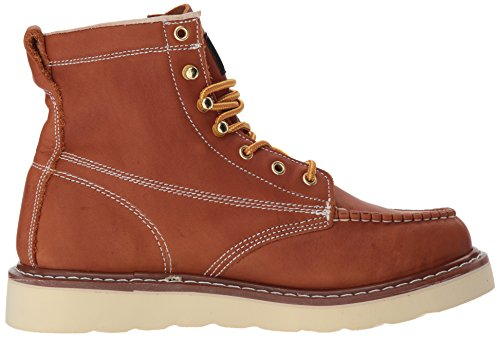 Adtec Men's Ankle Boot 9238l Brown 8cpw4rcT
