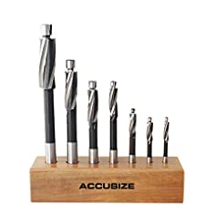 Accusize Industrial Tools H.S.S. Solid C...