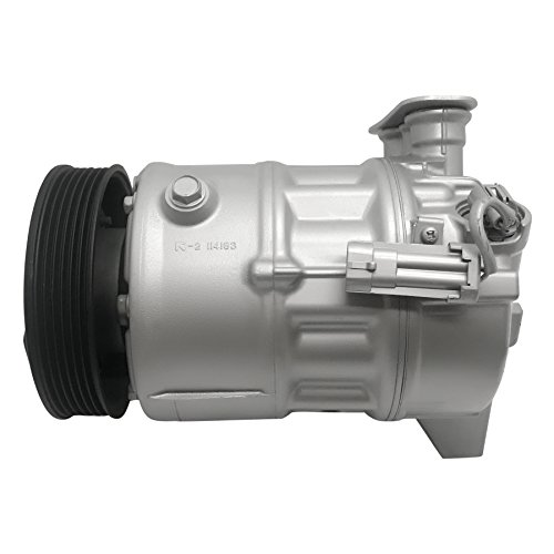 Cadillac A/c Compressor - RYC Remanufactured AC Compressor and A/C Clutch IG565