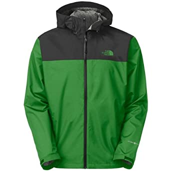 3fc1d5864 The North Face Men's RDT Rain Jacket (Large, Arden Green/Asphalt ...