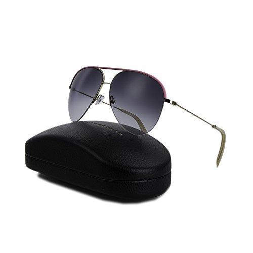 Victoria Beckham Sunglasses VBS90 C12 Classic Pink Candy - Beckham Sunglasses Victoria Pink