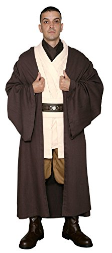 Jedi-Robe Men's Star Wars Obi-Wan Kenobi Tunic Set And Robe