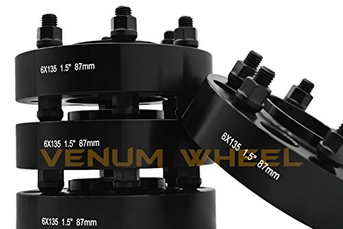 2015-2018 New model adapters Set of 4 Ford F-150 Raptor Expedition Lincoln 1.5