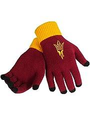 NCAA unisex Solid Knit Glove