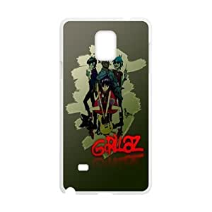 Generic Case Gorillaz Band For Samsung Galaxy Note 4 N9100 Z7AS118069
