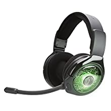 PDP - Auricular Afterglow Wireless AG 9+, Color Negro (Xbox One)