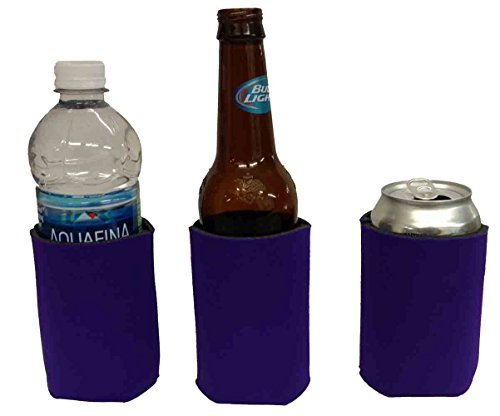 Blank Can Coolers , drink coolies, collapsible insulators,