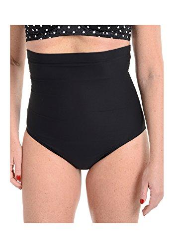 Spanx Let's Go Slimming Shapewear Hi-rise Panty Black