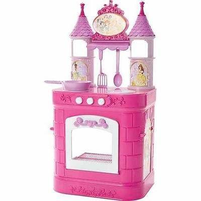 Kitchen Playset Disney Princess Magical Preschool Toys Girls
