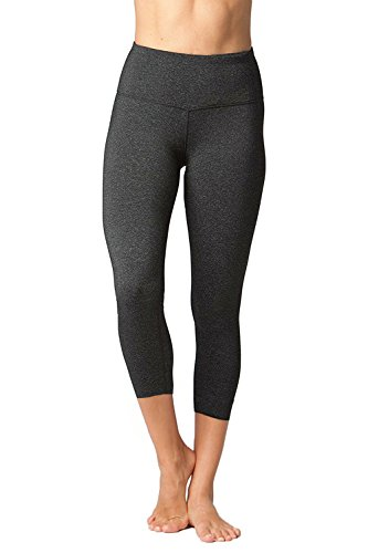 FIRM ABS High Waist Yoga Workout Power Flex Legging – Tummy Control XL