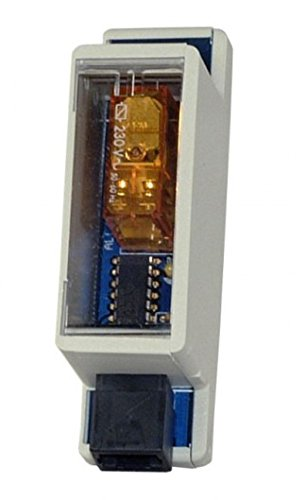 ALLNET ALL4025 Power Relay – Electrical RELAYS (Blue, White)