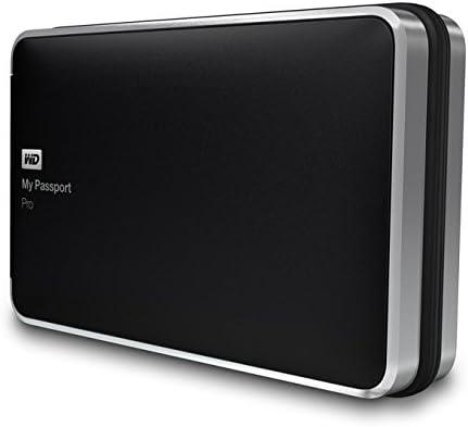 WD My Passport Pro - Disco Duro Externo portátil de 4 TB ...