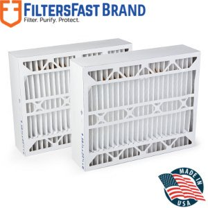 - Filters Fast Compatible Replacement for Aprilaire SpaceGard 2400 Air Filter -MERV 13 2-Pack 16