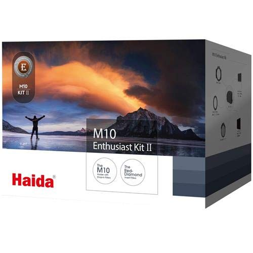 Haida M10 Enthusiast Filter Kit II by Haida