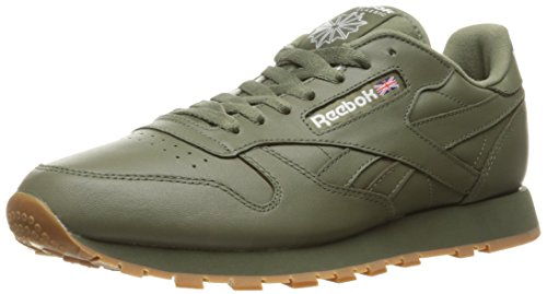 reebok-mens-cl-lthr-cu-fashion-sneaker-hunter-green-white-gum-10-m-us