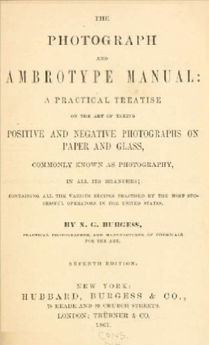 The photograph and ambrotype manual