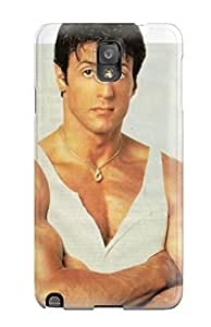 Ultra Slim Fit Hard ZippyDoritEduard Case Cover Specially Made For Galaxy Note 3- Sylvester Stallone