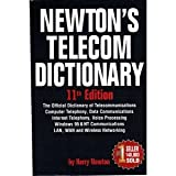Newton's Telecom Dictionary, Newton, Harry, 0936648872