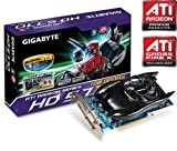 GIGABYTE ATI Radeon HD5770 1 GB DDR5 2DVI/HDMI/DisplayPort PCI-Express Video Card GV-R577UD-1GD - Retail