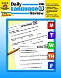 Fifth grade students practice language skills covering punctuation, verb tense, conjunctions, word meaning, and more in ten- to fifteen-minute daily lessons. This new edition has been completely updated to support Common Core methodology and ...