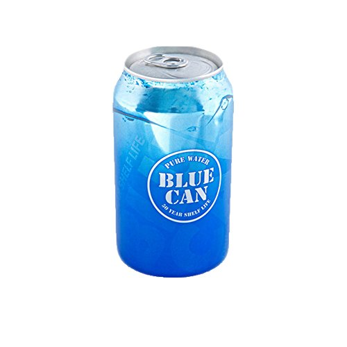 Blue Can - Premium Emergency Drinking Water (48 Cans) by Blue Can (Image #2)