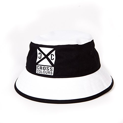 (Cross Roads Color Block Bucket Hat (Large/XL,)