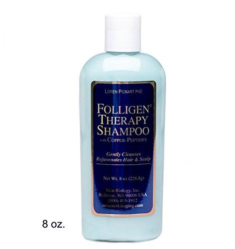 Folligen Therapy Shampoo 8 Oz product image