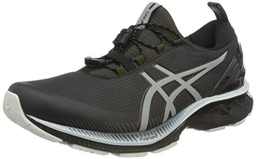 ASICS Men's Gel-Kayano 27 AWL Running Shoe, Graphite Grey Pure Silver, 13 UK