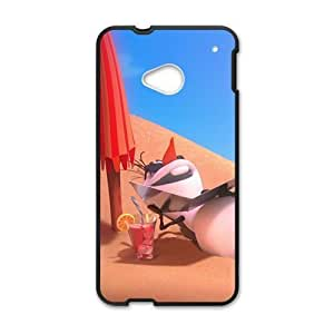 F.C.B Messi Cell Phone Case for HTC One M7 Kimberly Kurzendoerfer
