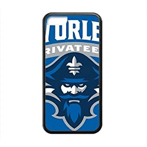 NCAA New Orleans Privateers Alternate 2013 Black For Iphone 6 Plus Phone Case Cover