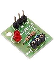 Sensor & Detector Module DS18B20 Temperatuur Sensor Module Temperatuur Meting Module Zonder Chip Voor DIY Elektronische Kit