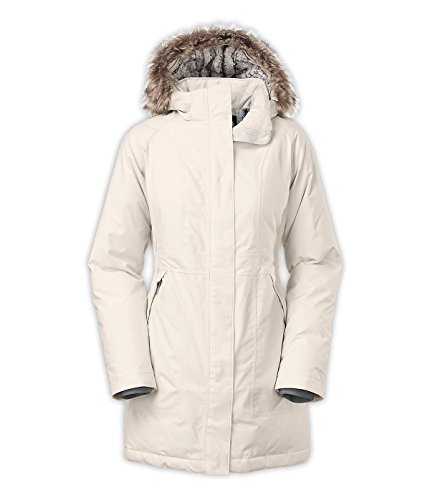 The North Face Women's Arctic Parka Jacket Vaporous Grey Siz
