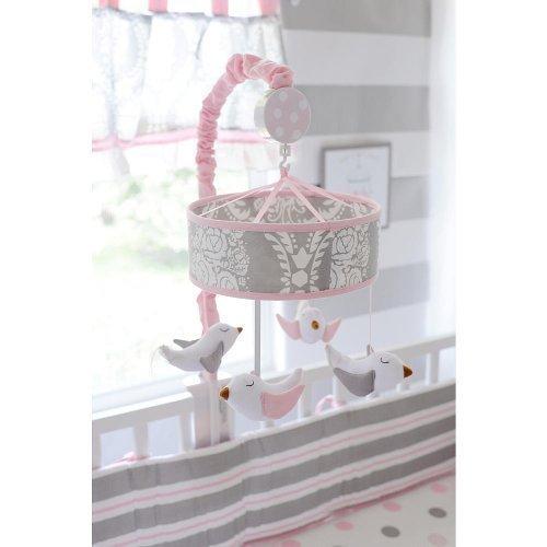 My Baby Sam Olivia Rose Crib Mobile by My Baby Sam by My Baby Sam