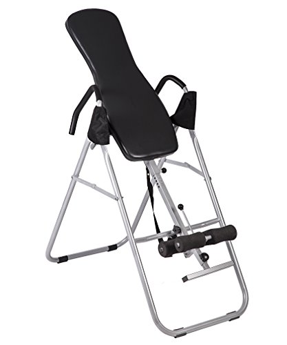Back Table Traction (FDW Adjustable Folding Inversion Table Inversion Machine With Comfort Backrest)
