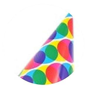 alfombrilla de ratón sombrero puntiagudo - ronda - 20cm